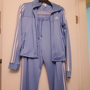 Two piece Adidas Track Suit